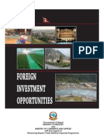 Foreign Investment Opportunities in Nepal 2009