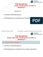 Munich Re- Risk Management Solvency II