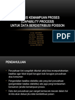 Analisis Kemampuan Proses (Capability Process)