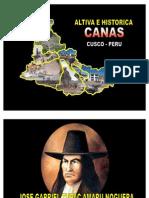 UGEL Canas