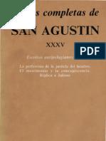 San Agustin - Escritos Antipelagianos 03