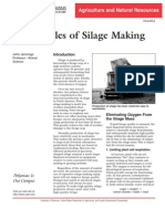 Principles of Silage Making FSA-3052