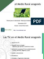 Las Tic en Medio Rural Aragones2