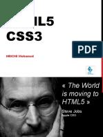 Presentation HTML5 & CSS3