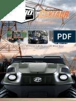 AMFIBII -Utilit Vehicles