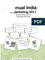 Octane Research Report - Annual India Emarketing 2011
