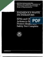 Rced 9517 Hazardous Waste Incinerators