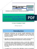 Guiseppe Conte - Automation and Robotics in Marine Data Gathering