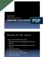 American Civilization - 1