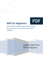 BIRT for Beginners Free Sample Chapter