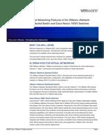 Cisco Vmware Virtualizing the Data Center
