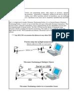 Ultrasonic Positioning