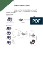 How to Configure the Belkin Wireless Print Server