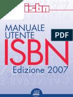 ManualeISBN2007