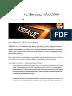 Over Clocking Guide X58A OC FR