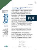 Características do Herbicida S-Metolachlor nas culturas de milho e sorgo