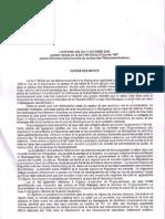 Loi 2005-023 portant troisième réforme des Télécommunications