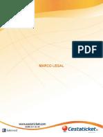 Marco Legal de Cestaticket