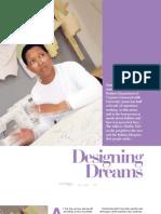 Designing Sandra Woman Today July