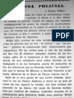 Borges - Leyenda Policial - Recorte de MF