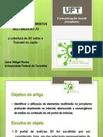 Apresentação Rede ALCAR 2011