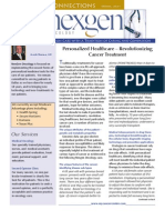 NexGen Oncology Spring 2011 Newsletter