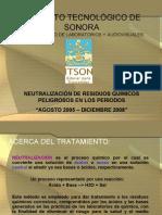Informe Residuos período05-08