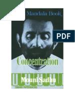 Concentration - by Mouni Sadhu