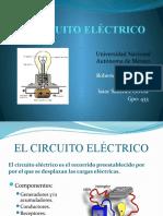 EL CIRCUITO ELÉCTRICO ISAAC SANCHEZ OLVERA 433