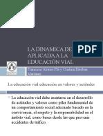 LA DINAMICA DE GRUPOS APLICADA A LA EDUCACIÓN