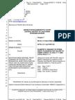 Doc 31 Plaintiffs Req to Strike DBNTC Pleadings