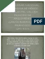 Principio de Arquimedes Jose Francisco Garcia Ibarra GpoES03