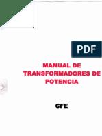 TRANFORMADOR DE POTENCIA
