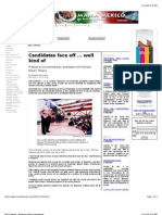 10-28-2008 - Suburbanite - Candidates Face Off