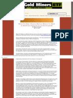 Bear Stearns Bailout - An Analysis