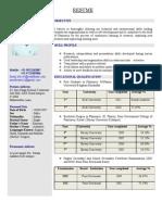 Resume of Amol New11111