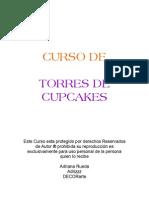 Curso de Torres de Cupcakes