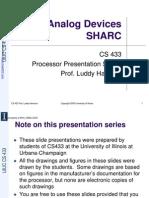 DSP SHARK Processors PART2