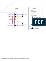 VLSI Stick Layout