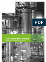 SEB Commodities Monthly