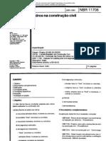 NBR 11706 - Vidros na Construção Civil