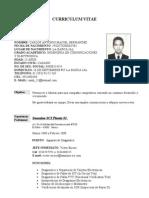 Curriculum Carlos Maciel