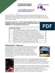 PCM Programme Info April 2011