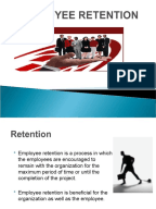 literature review on employee retention strategies