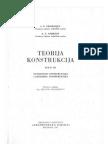 Teorija Konstrukcija (Stabilnost i Dinamika) - Prokofjev Smirnov