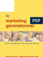 Marketing Generationnel