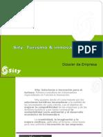 SITY. Turismo & Innovacion.dossier Empresa. Mar.11