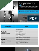 Ingeniero + Emprendedor_EFFECTUS 2011