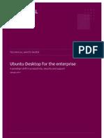 Canonical Ubuntu Desktop TechWP AW