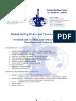 Product List w
